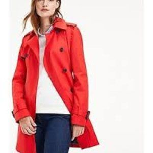 Costa Blanca Trench Coat red for women